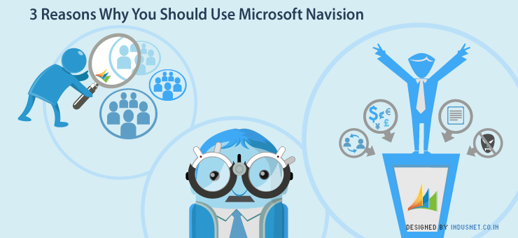 3 Reasons Why You Should Use Microsoft Navision - Global ERP