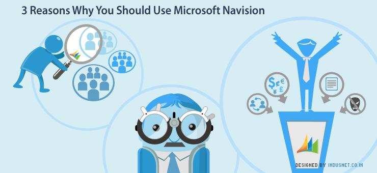 3 Reasons Why You Should Use Microsoft Navision - Global ERP