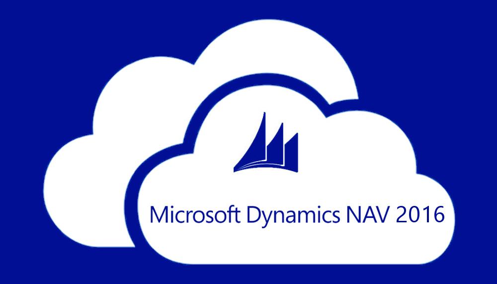 Dynamics NAV 2016 - Cloud Azure - Global ERP