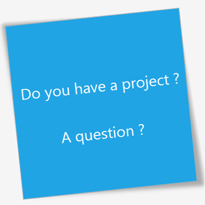 Do you have a project