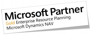 Gold Certified ERP Dynamics NAV Partner