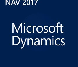 Microsoft Dynamics NAV 2017 Logo - Global ERP