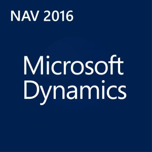 Microsoft Dynamics NAV 2016 Logo - Global ERP